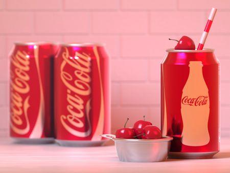 Coca-Cola sweets