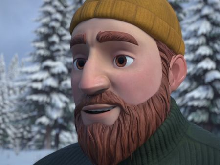 The Father - Short Film Character