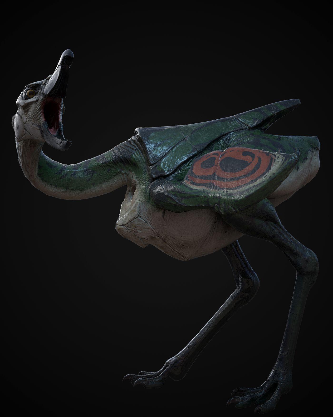 Big Bird Jun3 Fleshninja