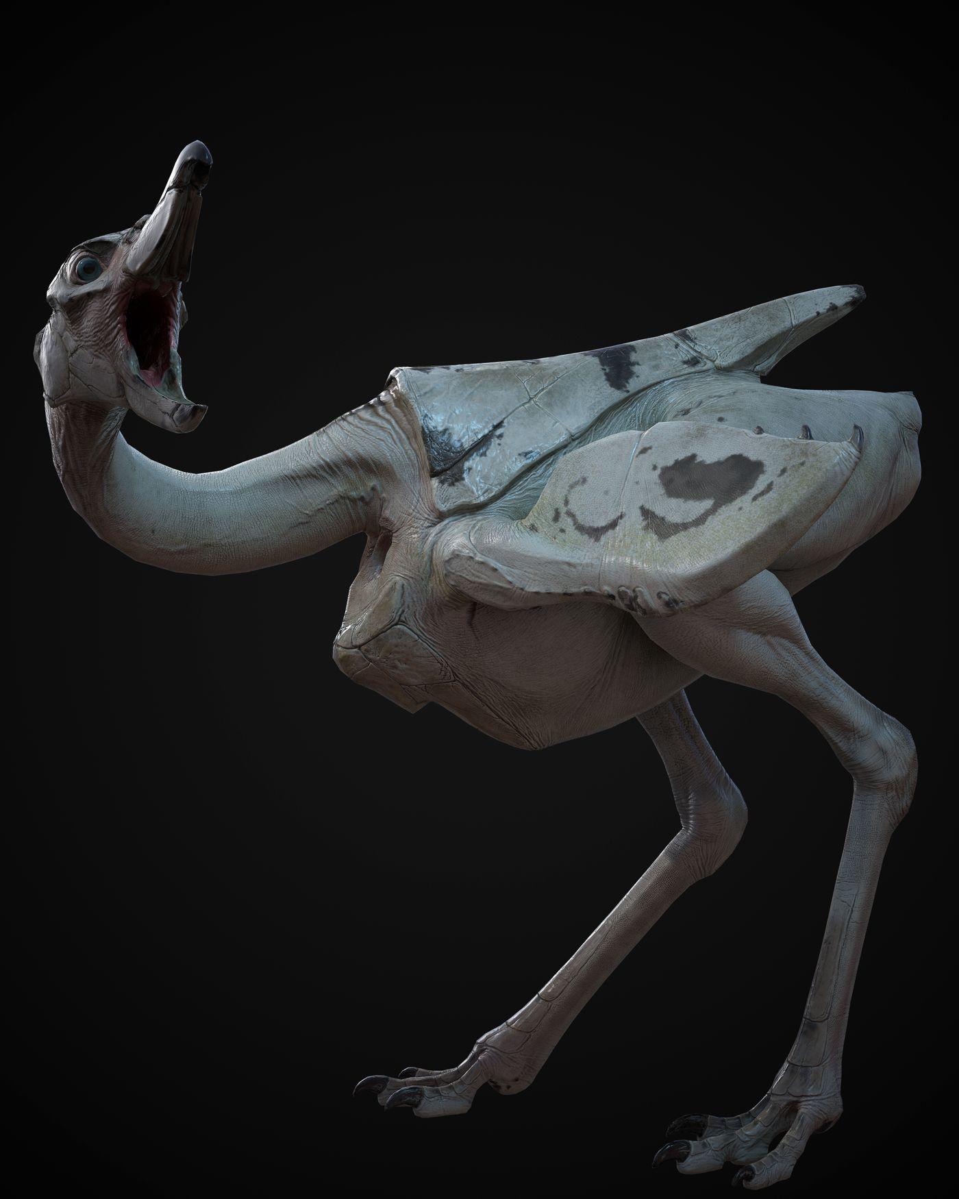 Big Bird Leu3 Fleshninja