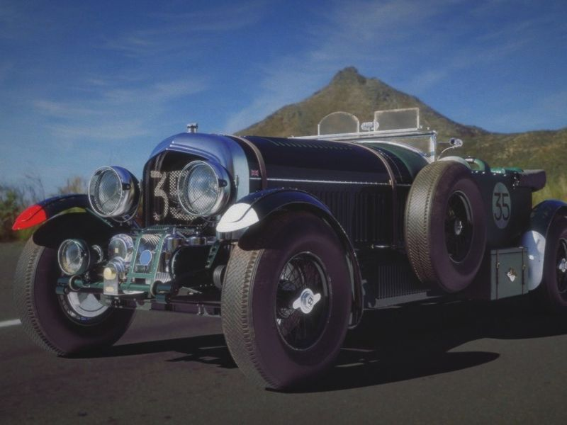 1935 Bentley Blower