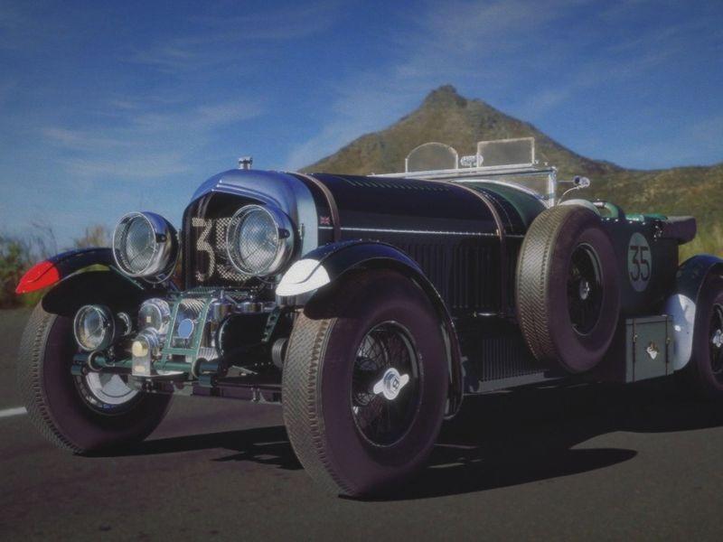1935 Bentley Blower