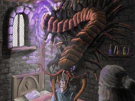 Fantasy Creature Concepts