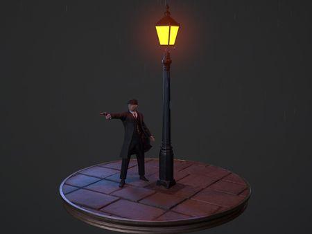 Sebastian Flores 3D Entry