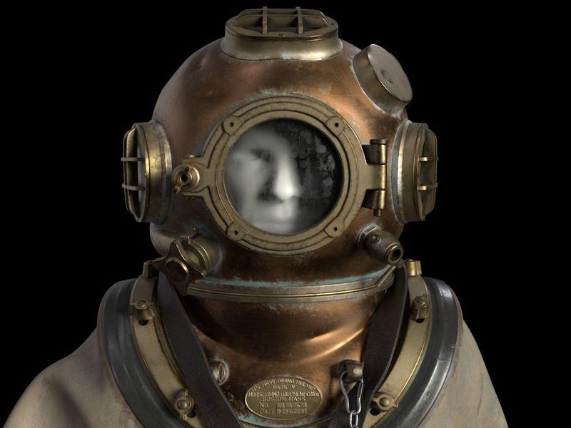 Old Navy Diver