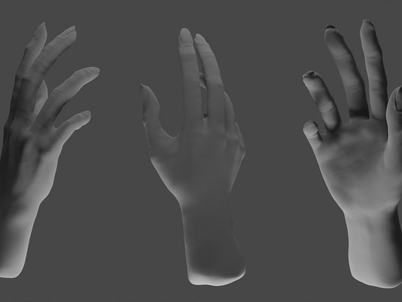 Human hand weekly drill