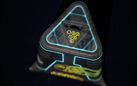 SciFi Warhead Crate