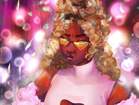 2018-2019 Character Illustration Portfolio