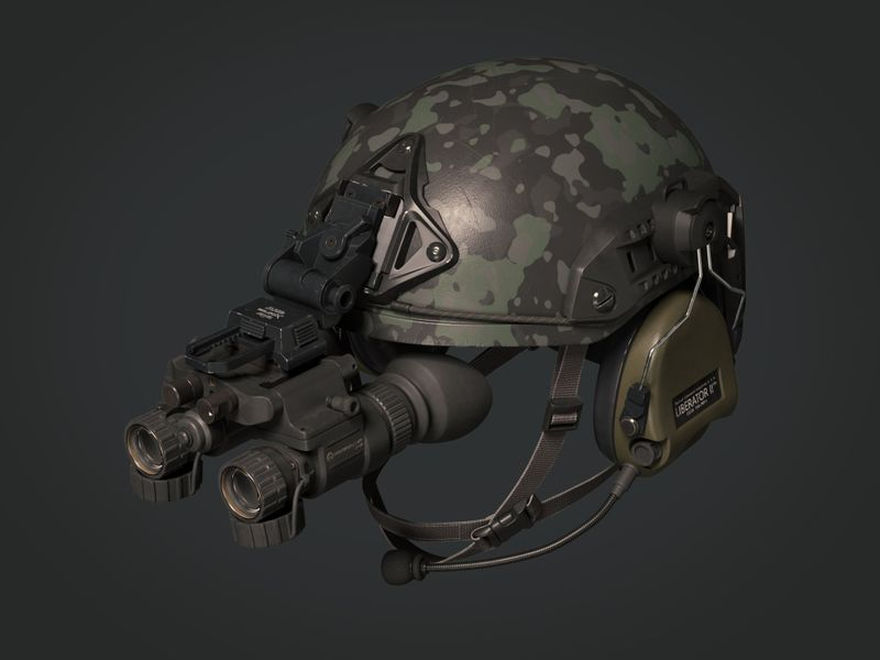 Tactical helmet