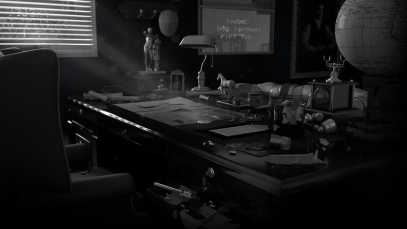 Peaky Blinders Desk