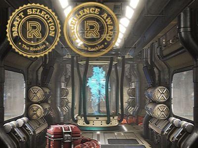 Spaceship Corridor - New3dge School Project