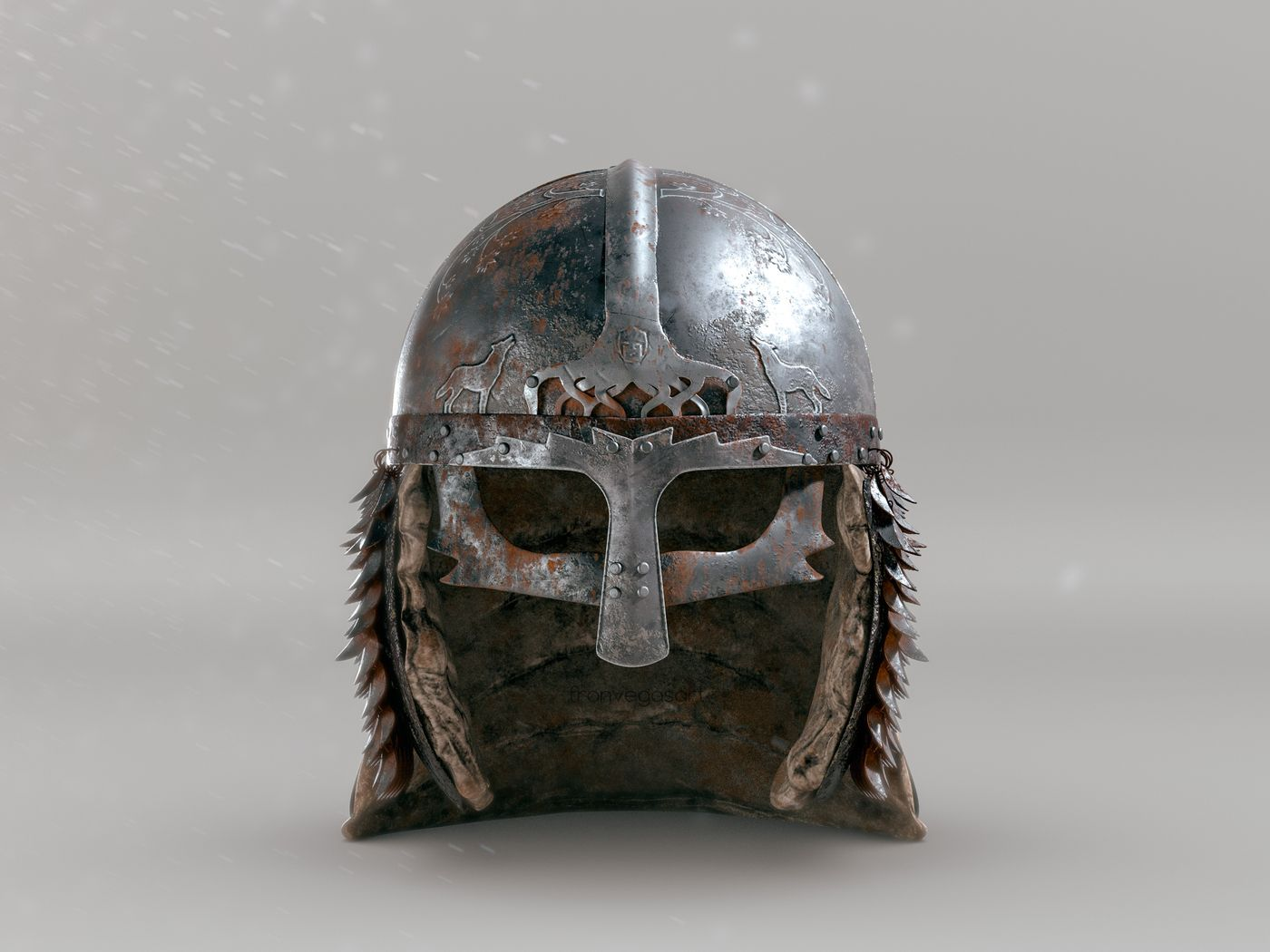 Stark Helmet