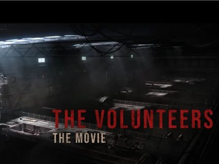 // ARTFX OFFICIEL // THE VOLUNTEERS