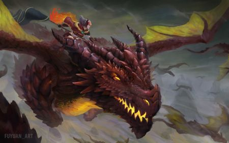 Assignment,Fire Dragon Princess