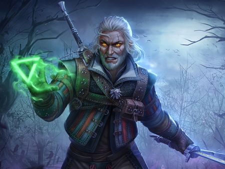 The Witcher 3:Geralt of Rivia