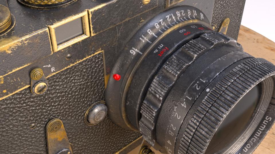 Closeup Lens Gabriellepehlivanides