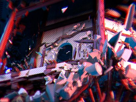 Toki & Dewei : The Pagoda's Destruction