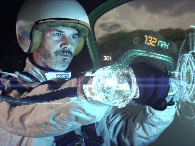 Final Lap: Mitch's Holograms