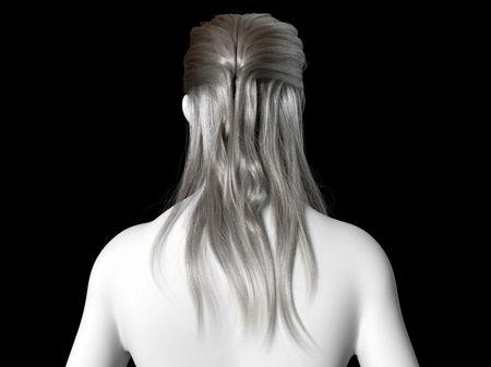 Grooming - Female Hair - WIP