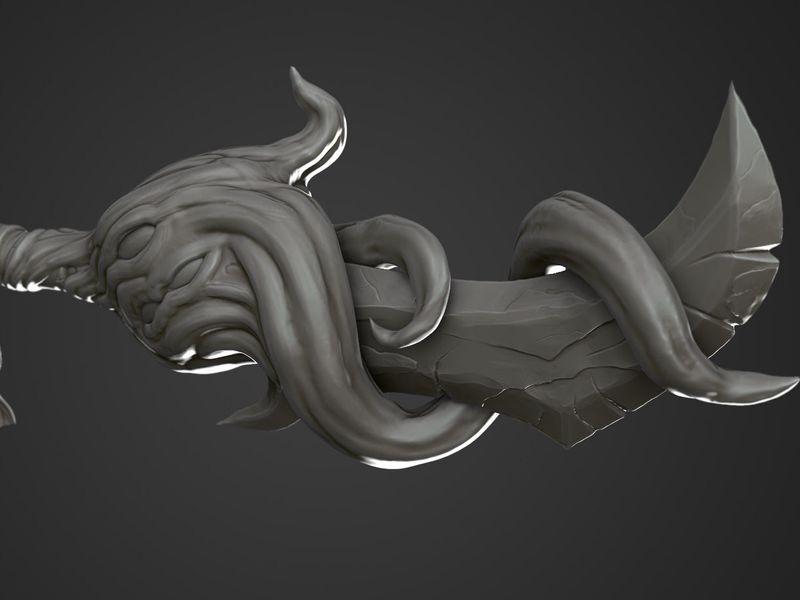 World of Wacraft Dagger