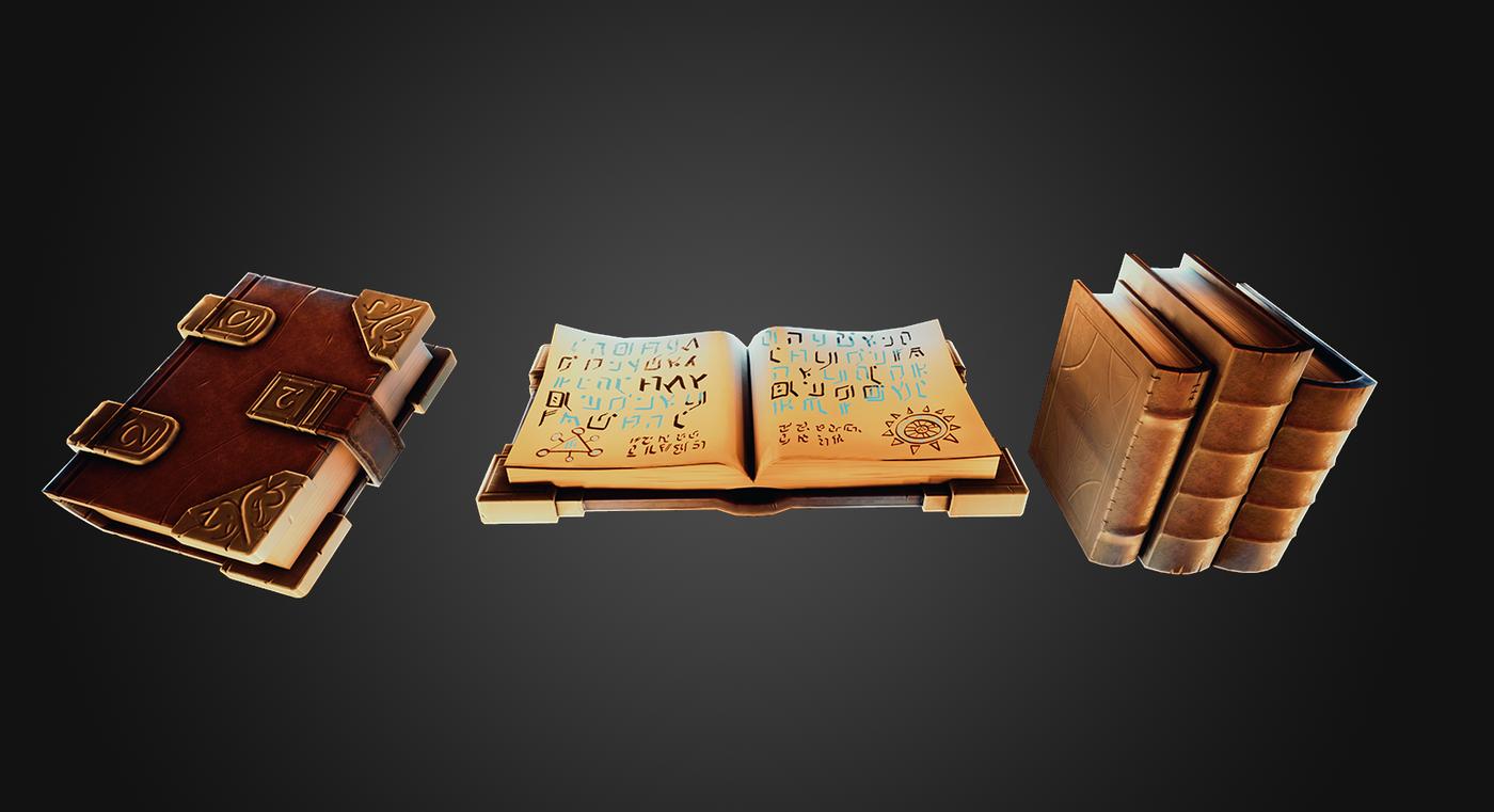 Books%20 Texture Gaetandl