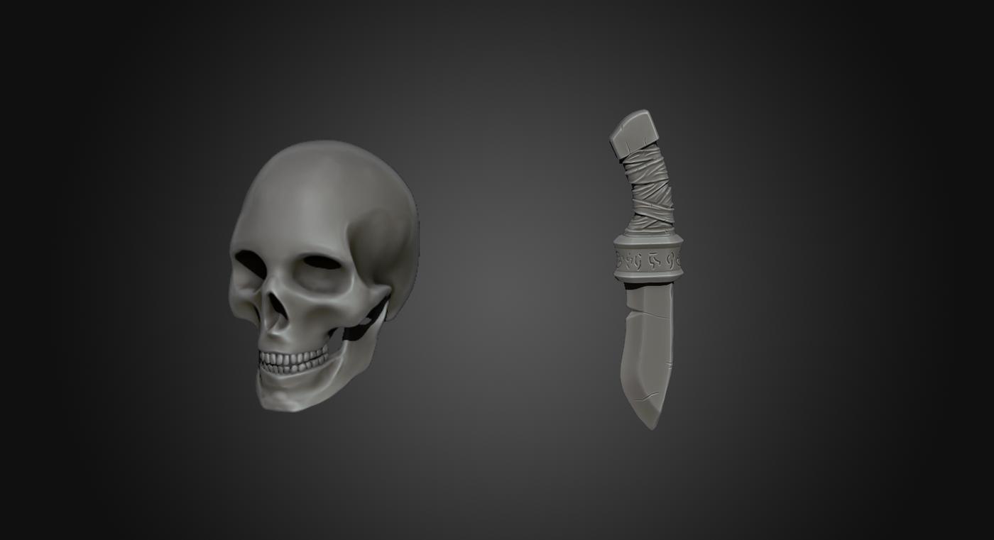 Skull%20 Sculpt Gaetandl