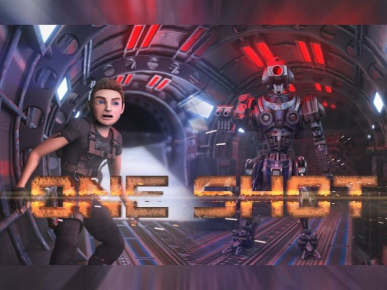 One Shot (3D short)