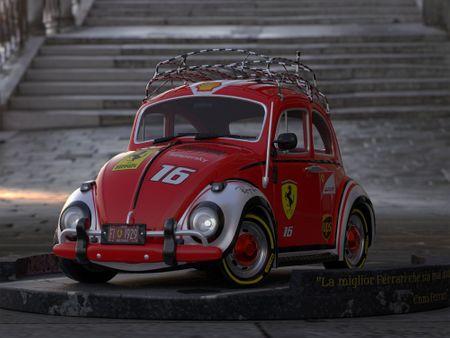 Ferrari Beetle