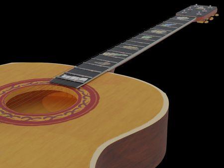 Stan Rogers' Guitar