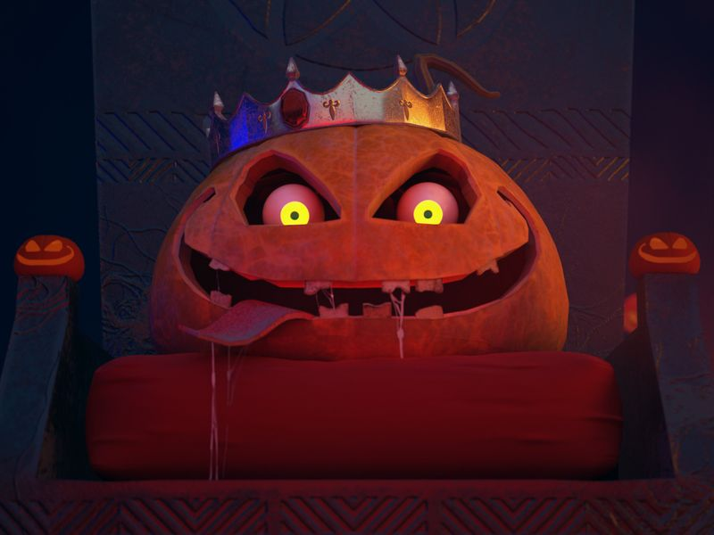 King Pumpkin
