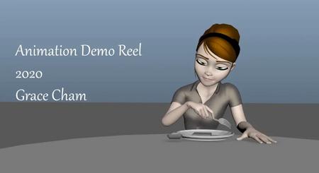 senior animation demo reel
