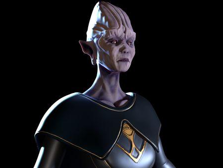 Space Commander Ernest