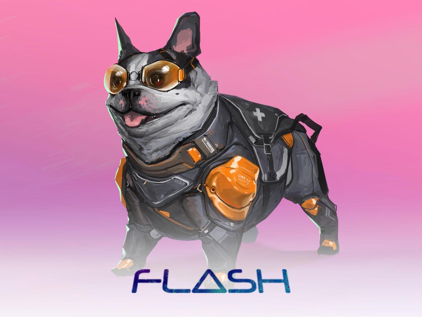Flash Gordon Redesign