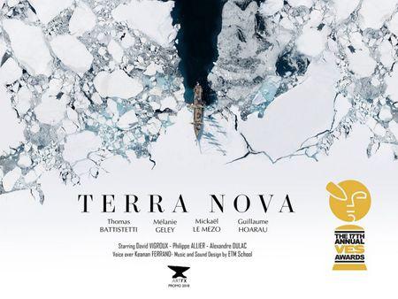 Melanie Geley - Terra Nova - Short film