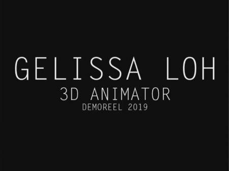 3D Animation Demoreel 2019 (Gelissa Loh)