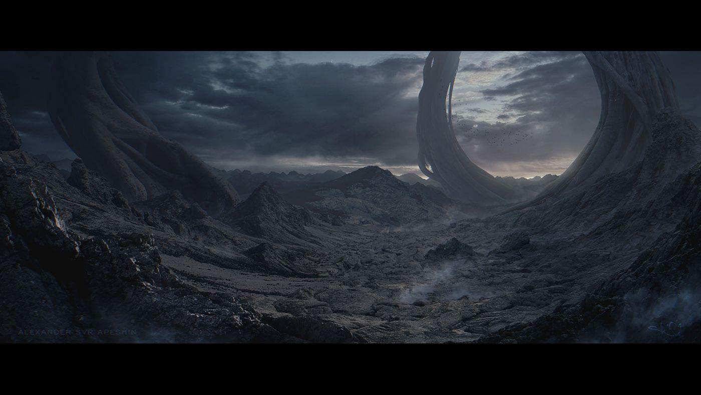 Alexander Svr Apeshin Alien Planet 1920 1080 Gemmacasamayor