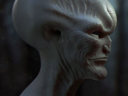 Alien Fella