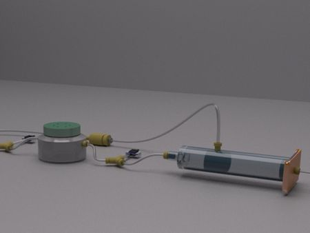 Bioreactor Animation