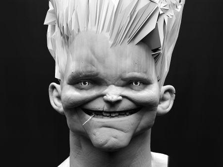 Headache - Anthony Jones