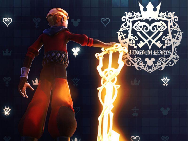 Riber - Kingdom Hearts Ver.