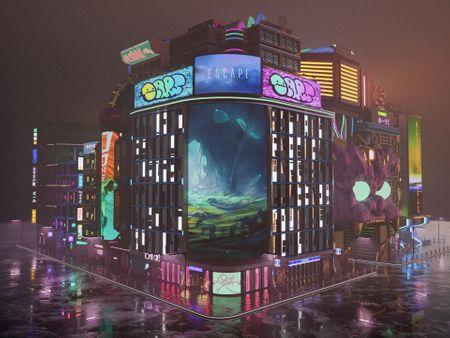 Neo-Kowjuku Block 1 Exterior