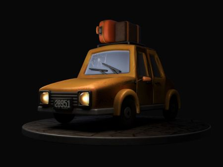 Traveler Car