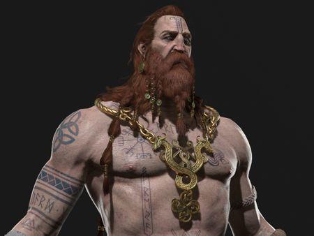 Celtic Warrior (Real Time)
