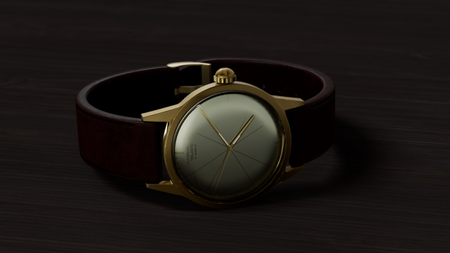 Weekly Drill #22 - Wristwatch