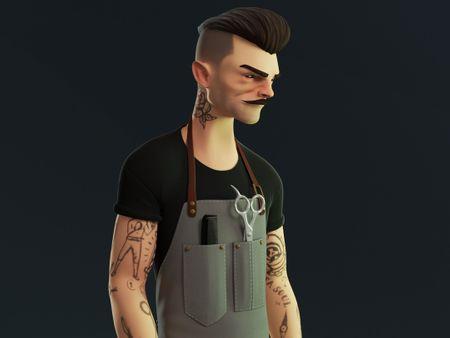 The Barberman