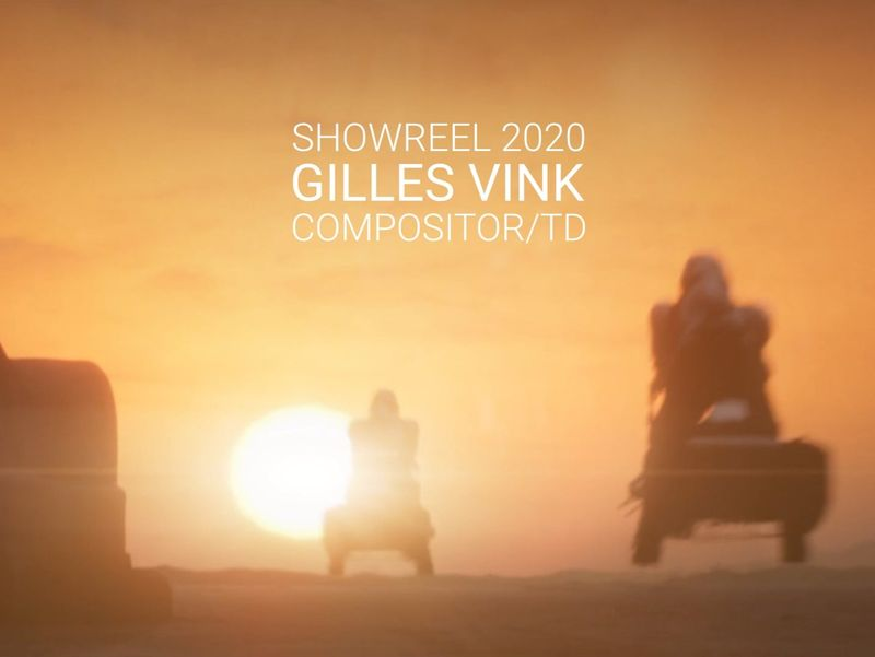 Compositing Showreel 2020