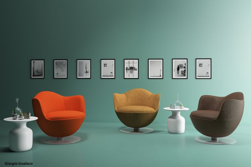 Interior Design-Inspired by Catalogs