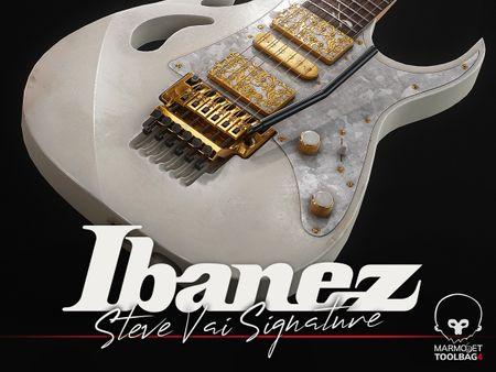 Ibanez PIA Steve Vai Signature