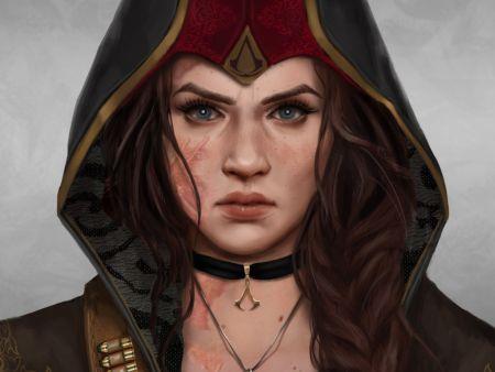 Assassins Creed Gold Rush - Delilah Graham