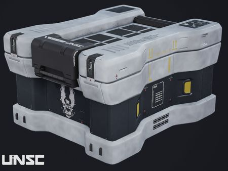 Halo: Weapon Crate